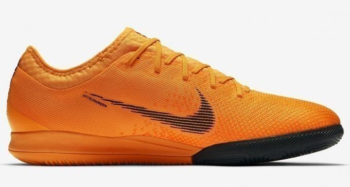 Nike MercurialX Vapor chaussures 12 Pro IC homme Indoor Soccer chaussures Vapor AH7387-810 1804 26f49e