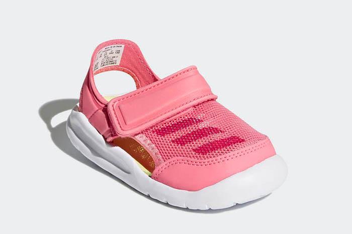 43a78fc9d4c 1803 adidas FortaSwim Infant Toddler Sandals AC8299