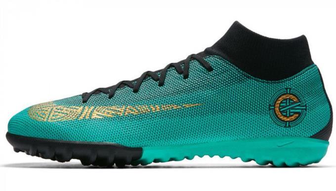 Nike mercurial superflyx 6. akademie cr7 männer männer männer rasen fußballschuhe aj3568-390 1804 b1e6cf