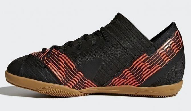 9df49d1ea9f2e adidas JR Nemeziz Tango 17.3 IN Kid s Indoor Soccer Football Shoes ...