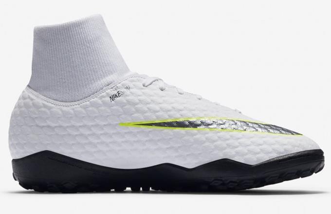Nike Hypervenom PhantomX 3 Academy DF Turf Homme Soccer Chaussures Chaussures Soccer AH7276-107 1805 Chaussures de sport pour hommes et femmes c0913d