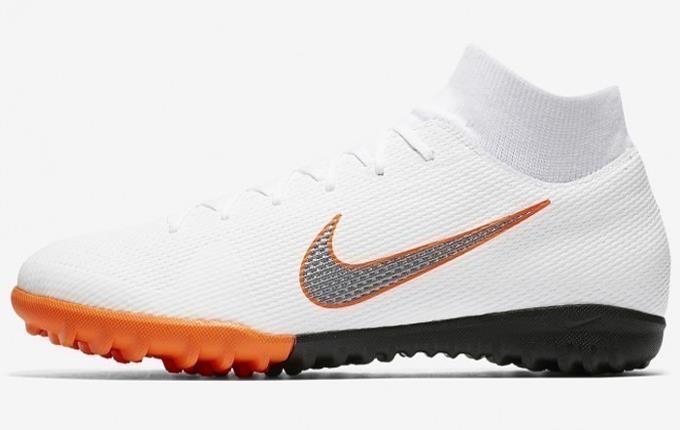 Nike mercurial superflyx superflyx mercurial 6 akademie männer ah7370-107 1805 die fußballschuhe. 2f598b