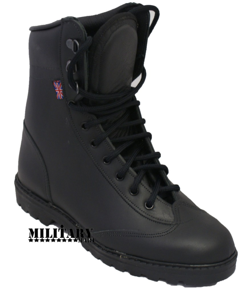 Rig Equipment Patrol Boots Police Security Military Ebay