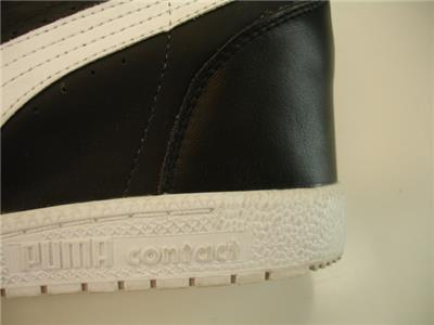 21e16d337c64 Womens sz 9.5 Puma Blackstation x Mihara Yasuhiro MY-66 Black Shoes Hidden  Wedge