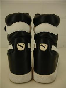 Womens sz 9.5 Puma Blackstation x Mihara Yasuhiro MY-66 Black Shoes ... 7c2b575d4