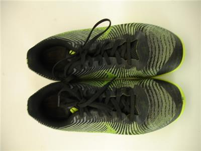 the latest 57f69 1af31 Mens sz 7.5 Nike Kobe Bryant Mentality II 2 KB Black Basketball Shoes 818952 -006