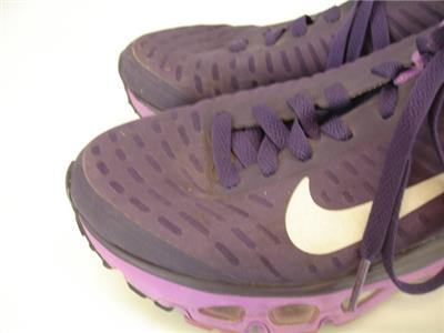 newest collection a768b 871f9 ireland women 8 39 nike air max tailwind 5 dark purple 555415 505 running shoes  sneakers