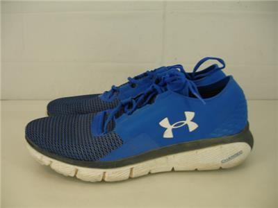gdzie kupić za kilka dni najlepiej tanio Details about Under Armour Mens sz 13 M UA Speedform Fortis 2 Running Shoes  Blue Run Strong