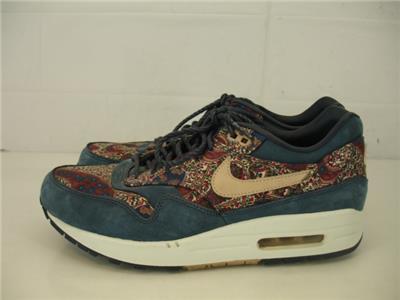 Para mujer 8.5 40 2013 Nike Air Max 1 Zapatos Deportivos