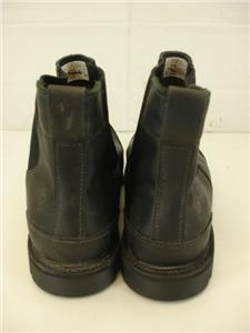 Chelsea Mens Mens M Timberland Boots Ridge sz Black Chestnut