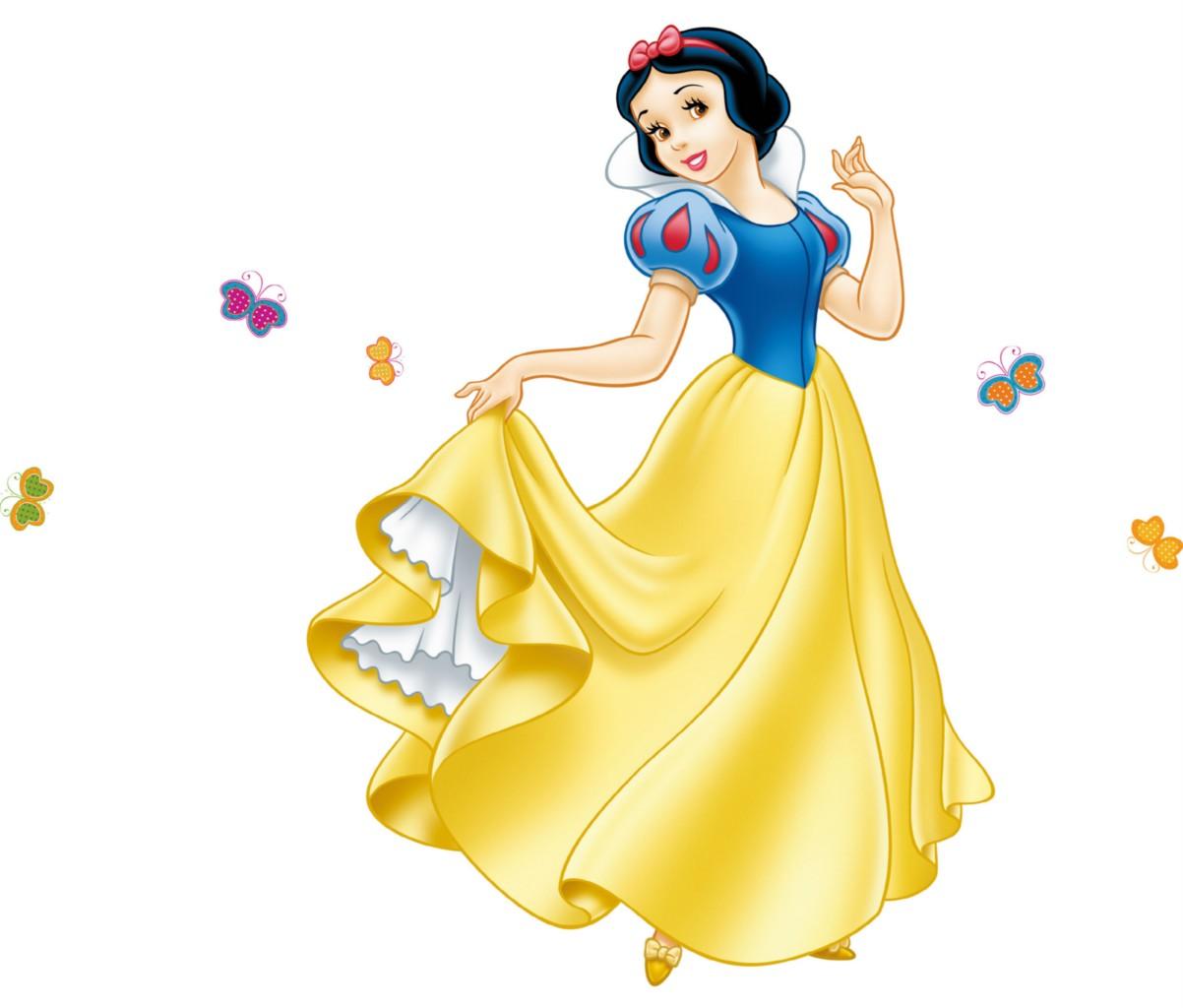 Disney Princess Gallery Slideshow: HUGE SNOW-WHITE Decal Disney Princess Removable WALL