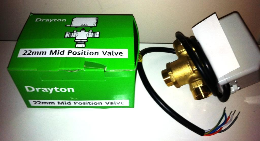 Acl lifestyle Mid position Valve Manual on