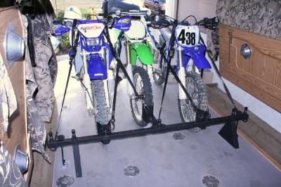 Bolt It On Toyhauler Rack Toy Rack Mx Dirt Bike Street Ebay
