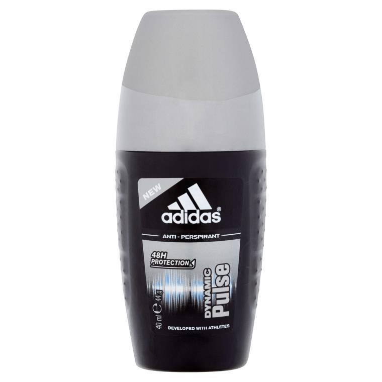 Momento ácido dueño  ADIDAS Roll On Anti-Perspirant 48H Protection Deodorant 40 ml. # Dynamic  Pulse   eBay