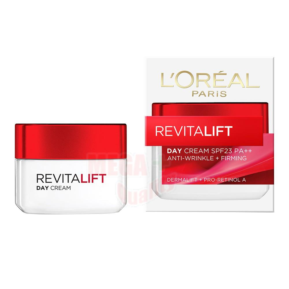 Loreal Paris Revitalift Day Cream Spf23 Pa Anti Wrinkle Firming Ponds Age Miracle Jar 50 G Brand Product Size 50ml Condition New Never Used
