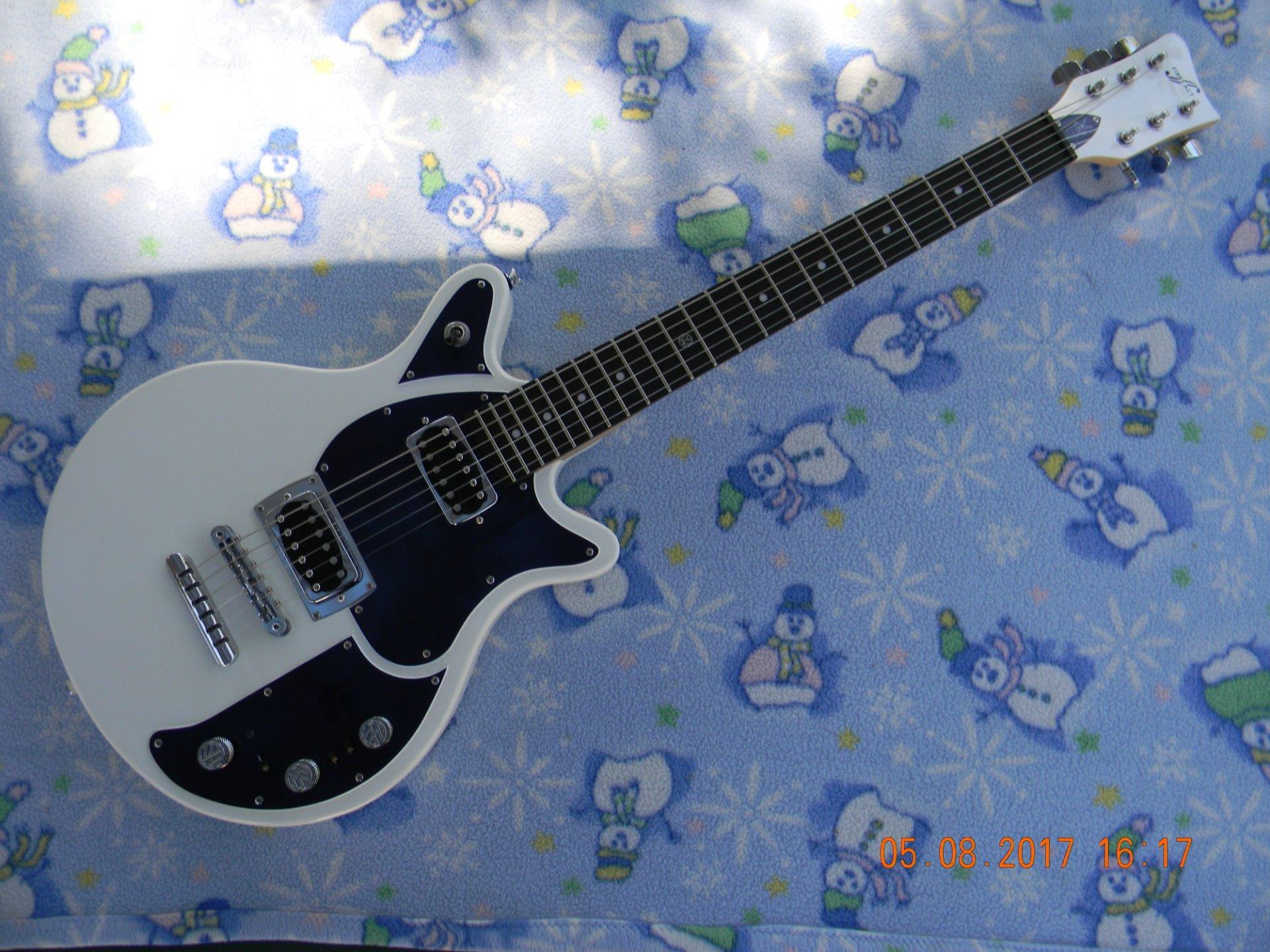 first act vw slash garagemaster electric guitar gigbag ex cond ebay. Black Bedroom Furniture Sets. Home Design Ideas