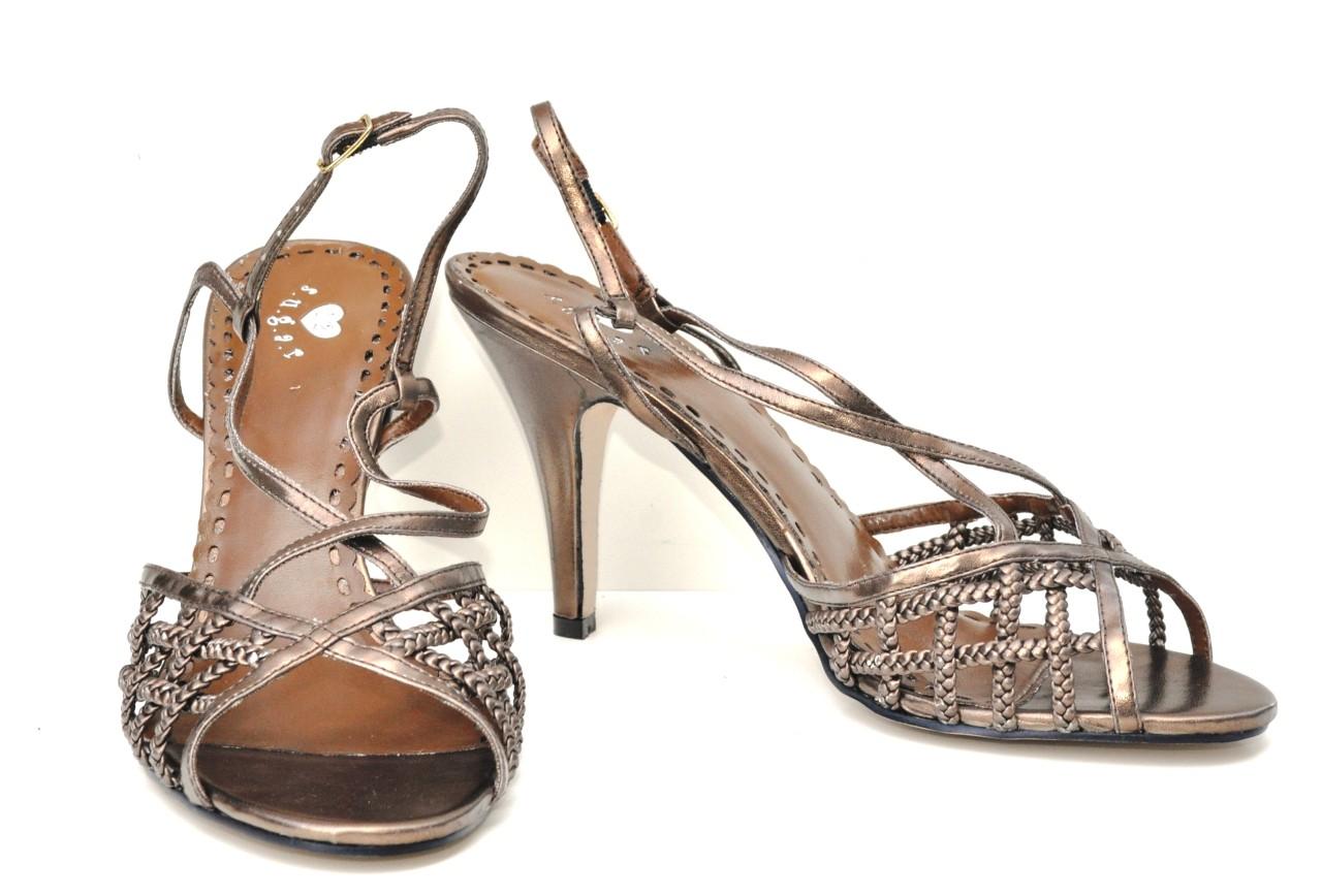 Bronze Dress Shoes Wide Width
