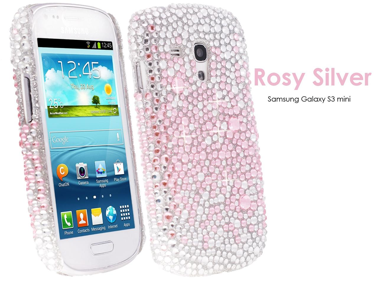 DIAMOND CRYSTAL RHINESTONE BLING PHONE CASE COVER SAMSUNG ...