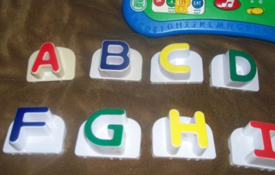 Phonics Word Whammer ABC Magnetic Alphabet Letter Learning Set