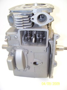 John Deere Kohler K321 14 Hp Mowing Engine Fresh