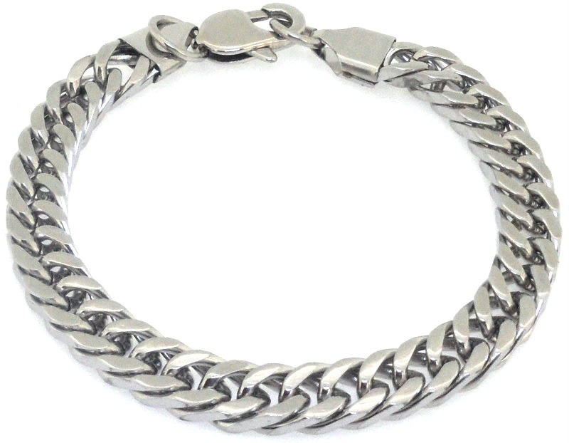 Stainless Steel Silver...