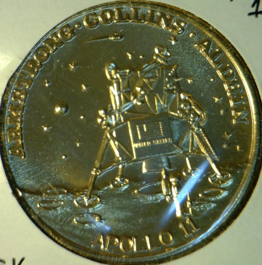 nasa apollo coins - photo #12