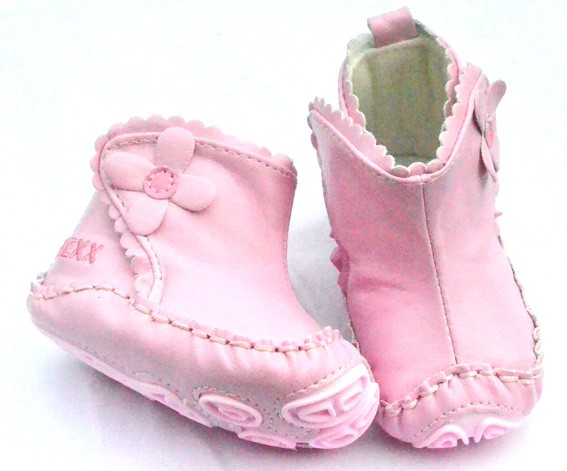 Shop Dillard's selection of adorable baby girls' crib shoes.