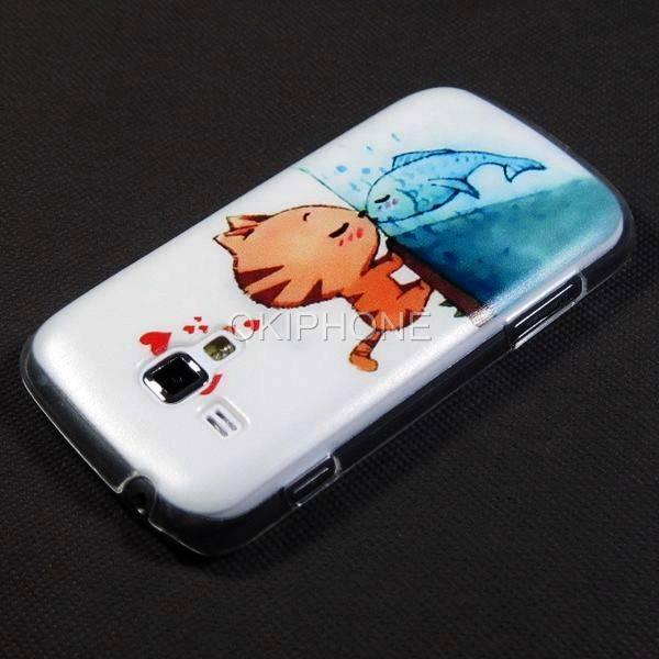 New Cat Case Back Cover For Samsung Galaxy Trend Plus S7580 S7560 S Duos 2 S7582 | eBay