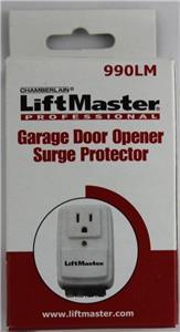 Plugin Sears Garage Door Opener Surge Protector