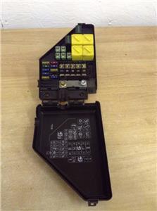 1995 land rover defender fuse box location land rover freelander 1 td4 under bonnet fuse box ...