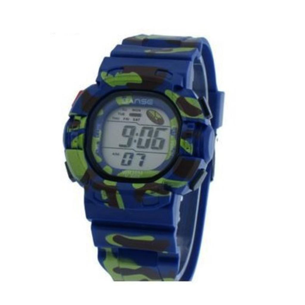 Waterproof Children Boys Girls Digital LED Sports Watch ...