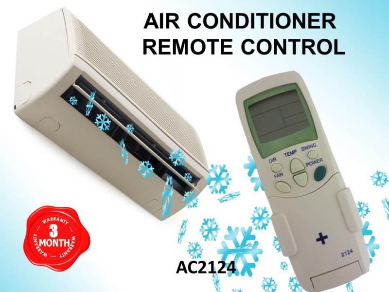 Genuine Universal Air Conditioner Remote Control Part