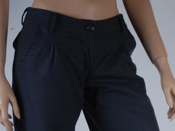 pantalon habill en laine femme sessun taille 42 modele murakami. Black Bedroom Furniture Sets. Home Design Ideas