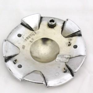 Limited Player Mega Spin Chrome Wheel Center Cap 708