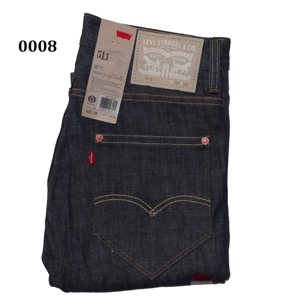 Levi's 511 Skinny Slim Fit Jeans // Nine Colors ***Limited Quantity*** | eBay