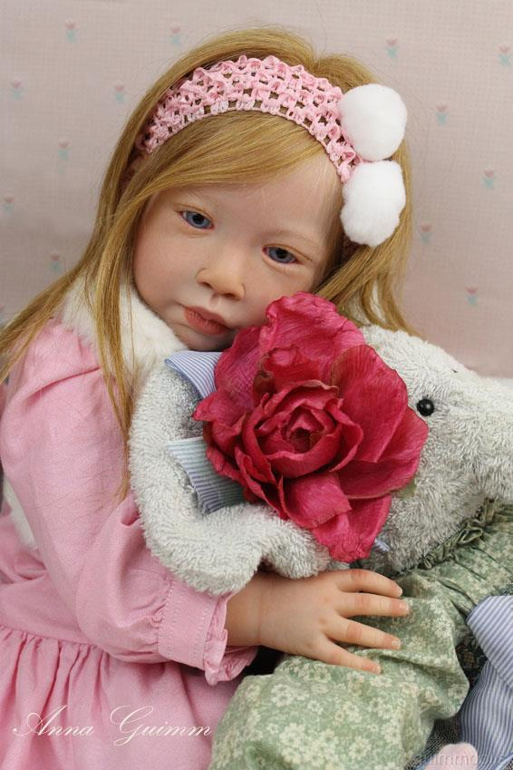 So Real Reborn Baby Toddler Girl Doll Chenoa 26 Quot By Jannie