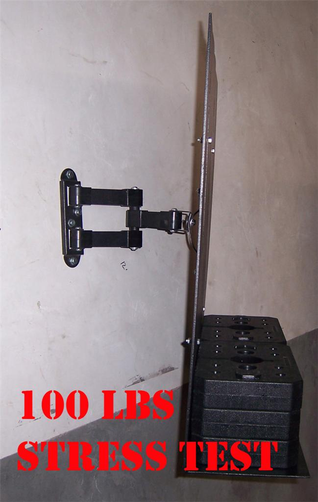 Full Motion Articulating Tilt Swivel TV Wall Mount 20 22 26 32 36 40 42 LED LCD