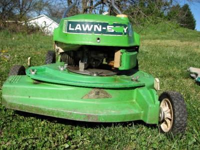 Vintage Lawn Boy Mower Tubezzz Porn Photos