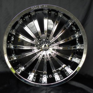 20 inch rims and tires package insert wheels chrome 816 ebay. Black Bedroom Furniture Sets. Home Design Ideas