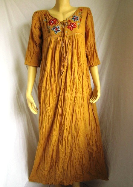 Gypsy Long Boho Festival Maxi Hippie Summer Long Dress Skirt