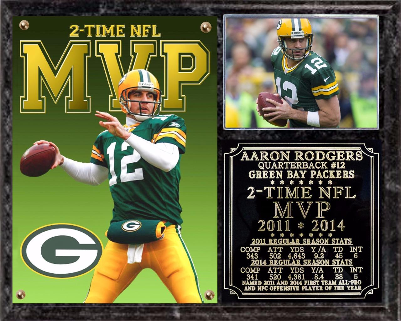 aaron rodgers stats