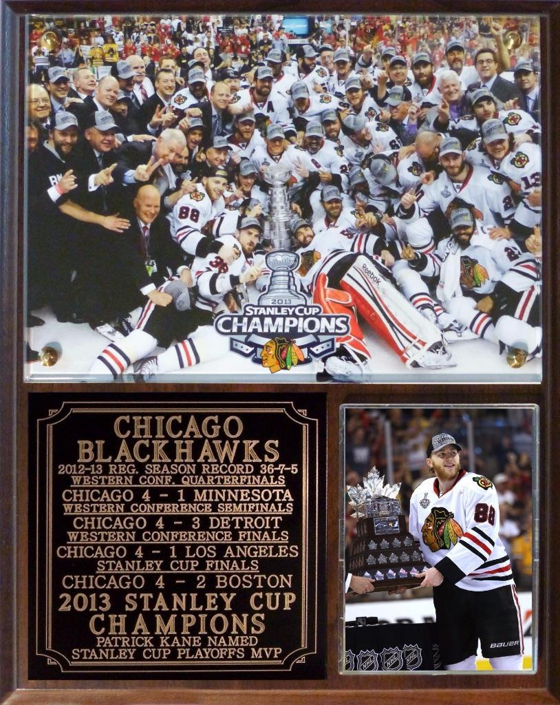 Amazon.com : Chicago Blackhawks 2013 Stanley Cup Champions ...