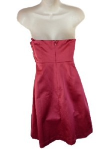 NWT Kate Spade Kerry Lynn Dress w/Bow Ruby Red 10 $345