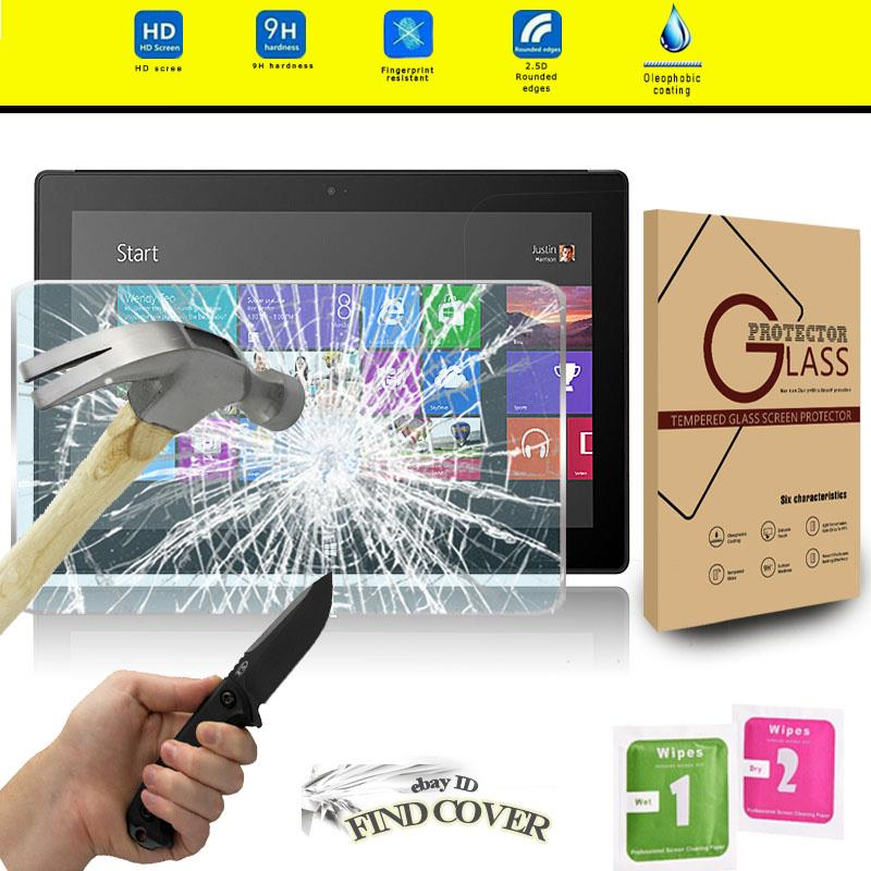 Tablet Tempered Glass Screen Protector Cover For Microsoft Surface PRO 2
