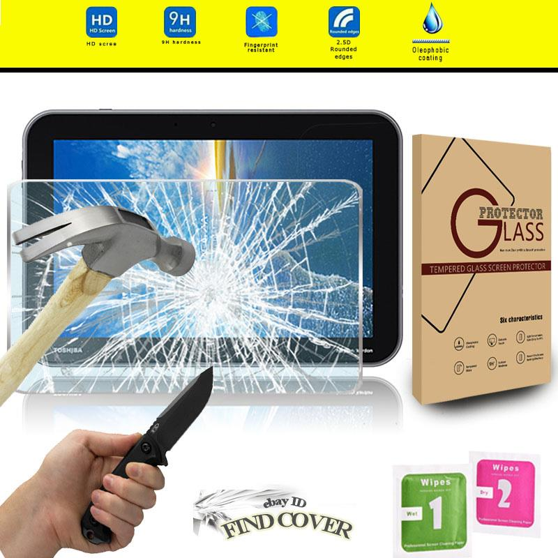 """Tablet Tempered Glass Screen Protector Cover For Gigaset QV1030 10.1/"""""""