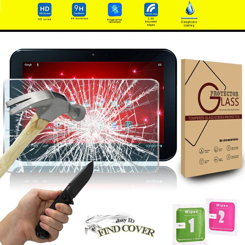 Tempered Glass Screen Protector For Toshiba Excite 10 SE AT300SE //AT305SE Tablet