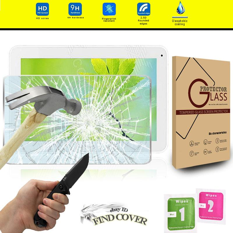 Genuine Tablet Tempered Glass Screen Protector Cover For Xgody GA10H 10.1 Inch