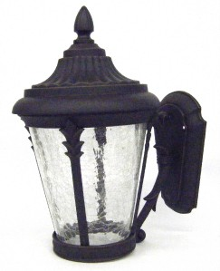 2 Altair Architectural Grade Outdoor Led Lantern Lights