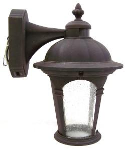 Altair 2 Outdoor Decorative Motion Detector Lights Ebay