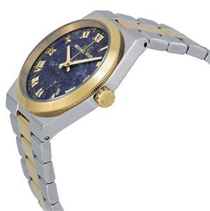 4d521190c85c Michael Kors MK 5893 Channing Silve Tone Lapis Blue Dial Ladies Watch rrp  £259